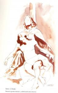 fondo dibujo de A Ortu§o